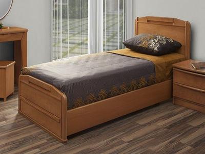 تصویر تخت خواب  تک نفره دلفینی